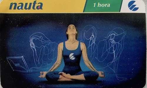 Get WiFi access in Cuba front card