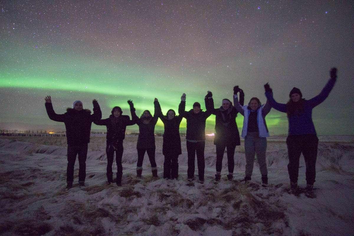 Found those Northern Lights