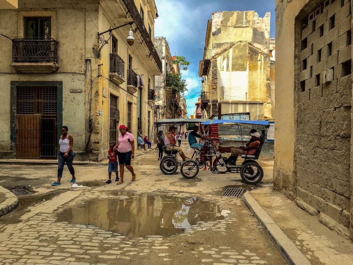 Old Havana life