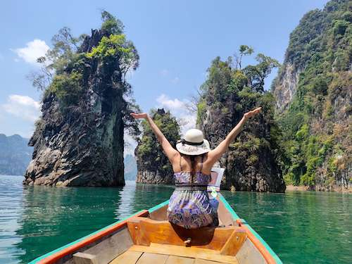 Khao Sok arms up