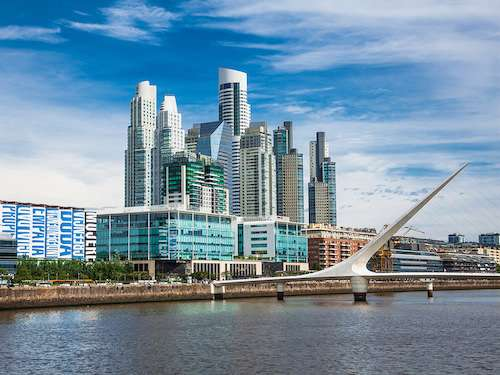 Buenos Aires Puerto Madero day itinerary