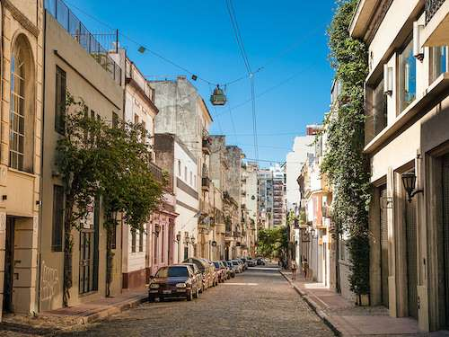 San Telmo district Buenos Aires Argentina itinerary