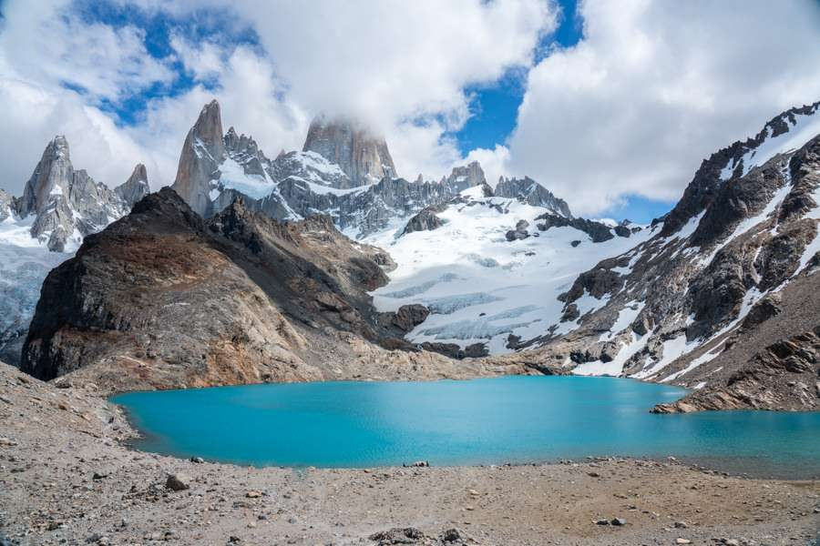 Summit of Fitz Roy