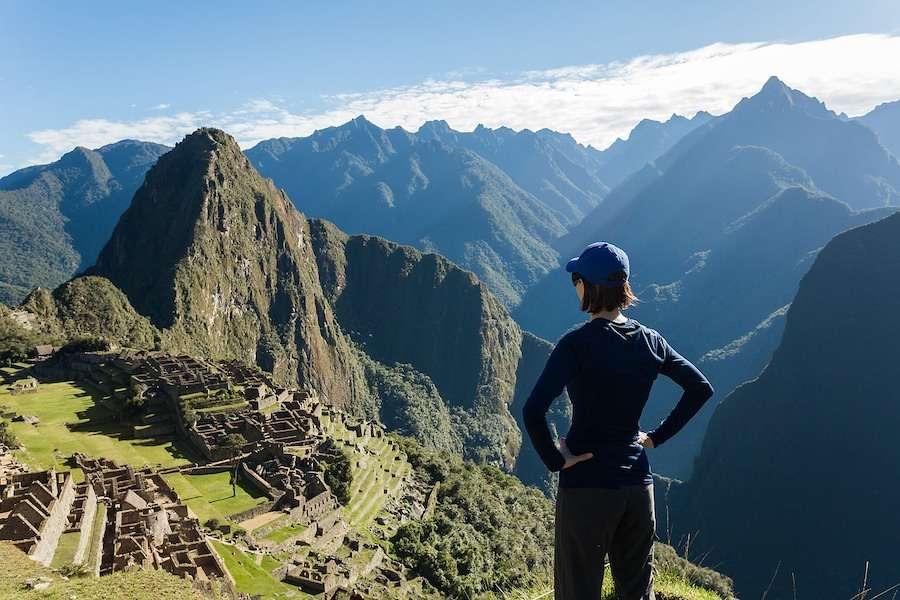 Machu Picchu day hike items